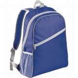 Royal Blue Front The Matrix Budget Backpack