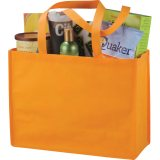 Orange Sideways Filled The Evermore Shopper Tote