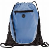 Royal Blue The Peek Drawstring Cinch Backpack