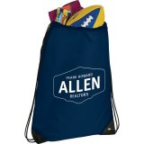Blue Catch All Drawstring Sports pack