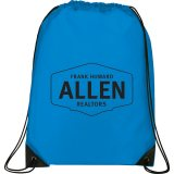 Light Blue Catch All Drawstring Sports pack