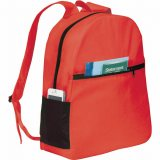 Red Sideways The Park City Backpack