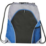 Royal Blue The Marathon Drawstring Cinch Backpack