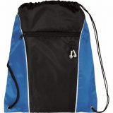 Royal Blue The Funnel Drawstring Cinch Backpack