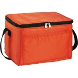 Orange The Spectrum Budget Cooler Bag - Black