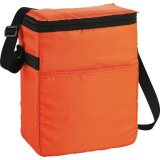 Orange The Spectrum Budget 12-Pack Lunch Cooler