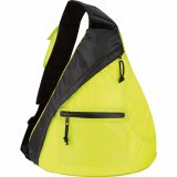 Lime Green The Downtown Sling Backpack