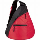 Red The Downtown Sling Backpack