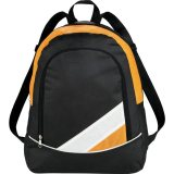Orange Front The Thunderbolt Backpack