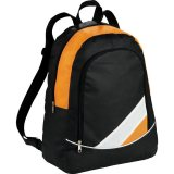 Orange Sideways The Thunderbolt Backpack