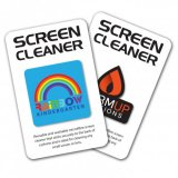 Sticky Screen Cleaner