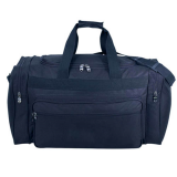 Navy Deluxe Travel Bag