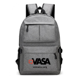 Grey Venterna Backpack