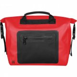 Bold Red/Black Cascade Waterproof Cooler Pack