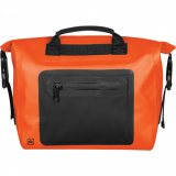 Orange/Black Cascade Waterproof Cooler Pack