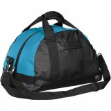 Black/Electric Blue Mariner Waterproof Duffel