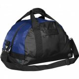 Black/Navy Mariner Waterproof Duffel