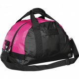 Black/Pink Mariner Waterproof Duffel