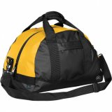 Black/Yellow Mariner Waterproof Duffel