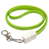 Mack Lanyard Cable Lime Green