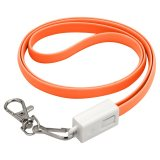 Mack Lanyard Cable Orange