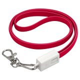 Mack Lanyard Cable Red