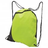Black/Lime, Icon Backsack