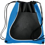 Royal blue Coil Cinch Backpack