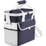 Blue Sideways Game Day Sports Cooler
