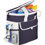 Blue Filled Game Day Sports Cooler