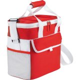 Red Game Day Sports Cooler
