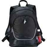 Black Explorer Backpack