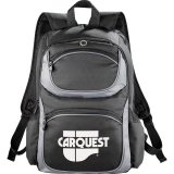 Front Continental Checkpoint-Friendly Compu-Backpack