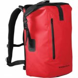 Bold Red Aquarius Waterproof Backpack