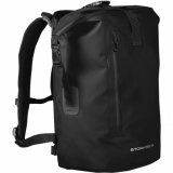 Black Aquarius Waterproof Backpack