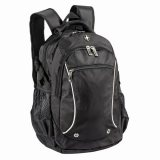 Black Swiss Peak Backpack