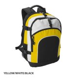 Yellow/White/Black Scorcher bags Express