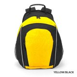 Yellow/Black Miller Backpack