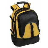 Yellow/Black Horizon Backpack Express