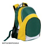 Bottle/White/Gold Harvey Backpack Express