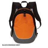 Black/Orange/Grey Mercury Backpack Express