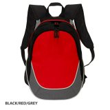 Red/Black/Grey Mercury Backpack Express