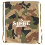 Promotional Camo Backsack Express