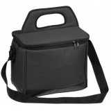 Black Edge Cooler Bag