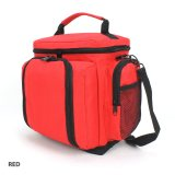 Red Deluxe Cooler Bag Express
