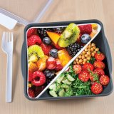 Zest Lunch Box / Food Container With Food
