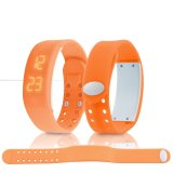 Orange StayFit Fitness Band