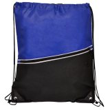 Blue Non-Woven Library Backpack