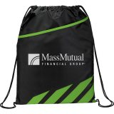 Decorated Flash Drawstring Sportspack