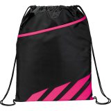 Pink Flash Drawstring Sportspack